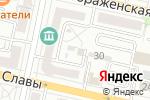 Схема проезда до компании Селиком в Белгороде