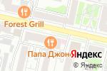 Схема проезда до компании Cutheads в Белгороде