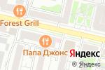 Схема проезда до компании Best Brands в Белгороде