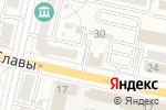Схема проезда до компании Творческо-архитектурная мастерская в Белгороде