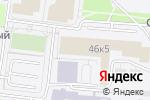 Схема проезда до компании Белогор в Белгороде