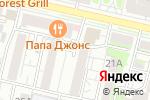 Схема проезда до компании Участковый пункт полиции №25 в Белгороде