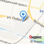 Ваш фасад на карте Белгорода