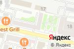 Схема проезда до компании Кофелактика в Белгороде