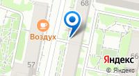 Компания Фронда на карте