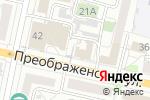 Схема проезда до компании Белгородский литературный музей в Белгороде