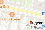 Схема проезда до компании Арт Клининг в Белгороде