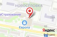 Схема проезда до компании Букет в Белгороде