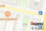 Схема проезда до компании Хмель в Белгороде