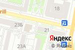 Схема проезда до компании Пивовариус в Белгороде