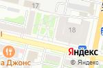 Схема проезда до компании СОБЛАЗН в Белгороде