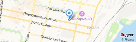 Энергия на карте Белгорода