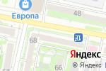 Схема проезда до компании Коньячок Табачок в Белгороде