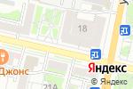 Схема проезда до компании Карат Тайм в Белгороде