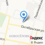 Детский сад №8 комбинированного вида на карте Белгорода