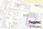 Схема проезда до компании Духовно-Просветительский Центр во имя Святителя Иоасафа Белгородского в Белгороде
