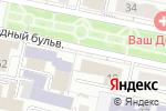 Схема проезда до компании Верона в Белгороде