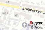 Схема проезда до компании NailHouse в Белгороде