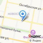 Интерьер31 на карте Белгорода
