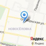 Духовно-Просветительский Центр во имя Святителя Иоасафа Белгородского на карте Белгорода