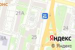 Схема проезда до компании Командор в Белгороде