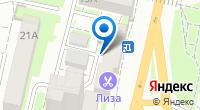 Компания Командор на карте