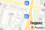 Схема проезда до компании Лиза в Белгороде