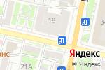 Схема проезда до компании Дельфин в Белгороде
