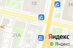 Схема проезда до компании Бриз в Белгороде