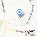 Багира на карте Белгорода