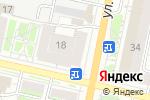 Схема проезда до компании Шато в Белгороде