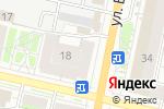 Схема проезда до компании ALTER EGO в Белгороде