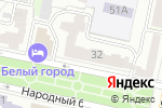 Схема проезда до компании Гастроном в Белгороде