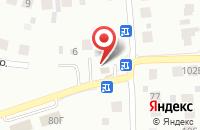 Схема проезда до компании Реалстрой в Белгороде