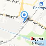 Max 24 на карте Белгорода