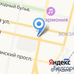UPS на карте Белгорода