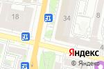 Схема проезда до компании Арт-профиль студио в Белгороде