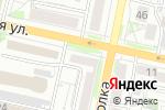 Схема проезда до компании Катрин в Белгороде