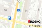 Схема проезда до компании Belaton в Белгороде
