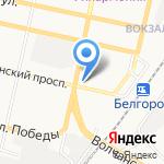 Арт-профиль студио на карте Белгорода