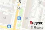 Схема проезда до компании Пятёрочка в Белгороде