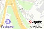 Схема проезда до компании ПРЕМИО в Белгороде