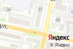 Схема проезда до компании Баварский хмель в Белгороде