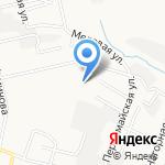 Белгородская транспортная компания на карте Белгорода