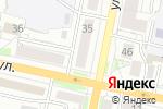 Схема проезда до компании Кировский в Белгороде