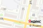 Схема проезда до компании Окна-Центр в Белгороде