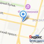 Ринтек на карте Белгорода