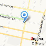 ПРОФИЛЬ на карте Белгорода