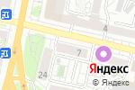 Схема проезда до компании Эконом Центр в Белгороде