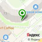 Местоположение компании ШЕВЕЛЮРА